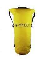 Amphibious Worek sportowy wodoodporny Tube 60L żółty