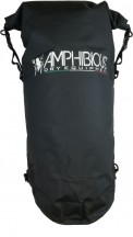 Amphibious Worek sportowy wodoodporny Tube 40L czarny