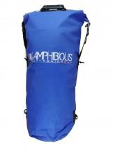 Amphibious Worek sportowy wodoodporny Tube 40L niebieski