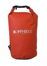Amphibious Worek sportowy wodoodporny Tube 10L czerwony