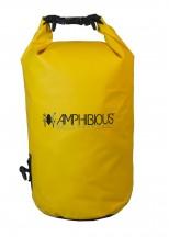 Amphibious Worek sportowy wodoodporny Tube 10L żółty
