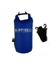 Amphibious Worek sportowy wodoodporny Tube 5L niebieski