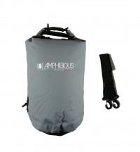 Amphibious Worek sportowy wodoodporny Tube 5L szary