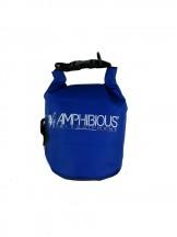 Amphibious Worek sportowy wodoodporny Tube 3L niebieski
