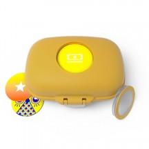 Monbento Gram Lunch box dziecięcy żółty