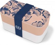 Monbento Original Pojemnik na żywność, Lunch box beżowy wzór