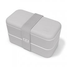 Monbento Original Pojemnik na żywność, Lunch box szary