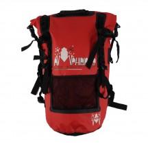 Amphibious Quota 45L Plecak sportowy czerwony