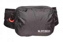 Amphibious X-Light Waiste Nerka, biodrówka czarna