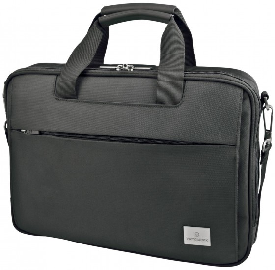 Victorinox Werks Professional™ Torba na laptopa Advisor czarna