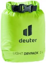 Deuter Drypack Worek bagażowy wodoszczelny zielony