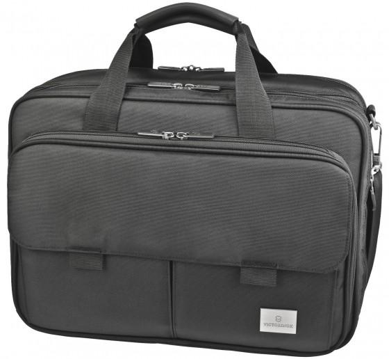 Victorinox Werks Professional™ Torba na laptopa Executive 17 czarna
