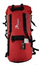 Amphibious Sherpa 100L Plecak sportowy czerwony