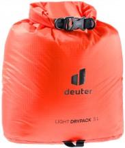 Deuter Drypack Worek bagażowy wodoszczelny czerwony