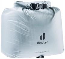 Deuter Drypack Worek bagażowy wodoszczelny szary