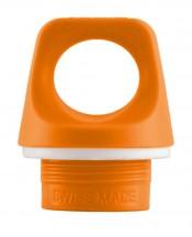 SIGG Korek do butelek Traveller pomarańczowy