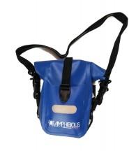 Amphibious Anura saszetka, torba na ramię niebieska