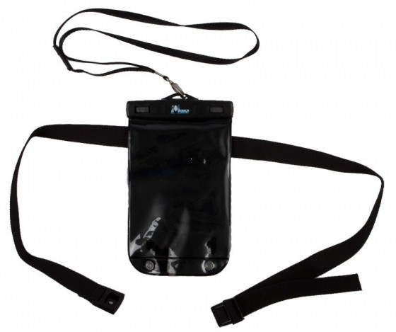 Amphibious Protect Waist Etui ochronne na pas czarne