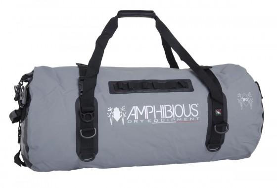 Amphibious Cargo 100L Torba podróżna czerwona