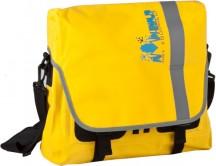 Amphibiouis Zenith Torba na ramię typu messenger żółta