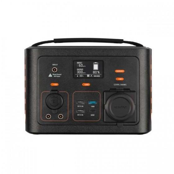 XTORM Mobilna stacja ładująca, Portable  Power Station 300 Powerbank 78000 mAh czarna