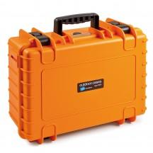 B&W International Walizka specjalistyczna Outdoor Cases pomarańczowa
