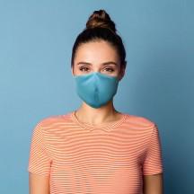 Roncato Health Maseczka przeciwwirusowa, antybakteryjna turkusowa