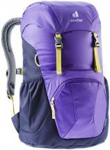 Deuter Junior Plecak dziecięcy fioletowy