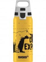 SIGG WMB One Butelka na wodę żółta