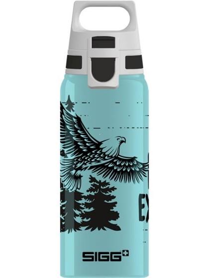 SIGG WMB One Butelka na wodę niebieska
