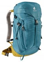 Deuter Trail Plecak trekkingowy damski, hikingowy błękitny