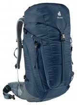 Deuter Trail Plecak trekkingowy, hikingowy granatowy