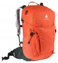 Deuter Trail Plecak trekkingowy damski, hikingowy pomarańczowy
