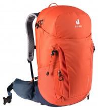 Deuter Trail Pro Plecak trekkingowy, hikingowy pomarańczowy