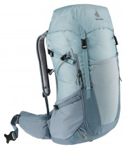 Deuter Futura Plecak trekkingowy damski,  hikingowy błękitna