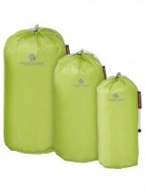 Eagle Creek Specter Zestaw 3 worków do pakowania zielony