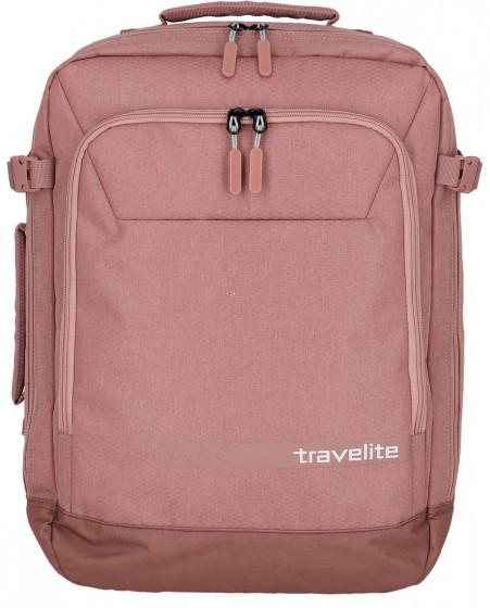 Travelite Kick Off Plecak podróżny różowy