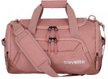 Travelite Kick Off Torba podróżna różowa
