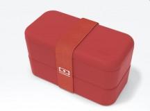 Monbento Original Pojemnik na żywność, Lunch box czerwony