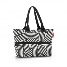 Reisenthel Shopper Torba na zakupy zebra