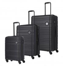 Travelite Roadtrip Komplet 3 walizek antracytowych