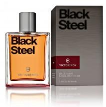 Victorinox Signature Perfumy męskie Black Steel