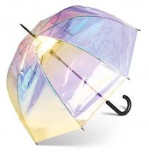 Happy Rain Parasol 85 cm przeźroczysty lśniacy
