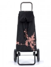 Rolser I-Max Logic RSG Nitt Bronce Wózek na zakupy czarny