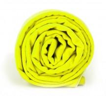 Dr.Bacty Ręcznik szybkoschnący neon żółty