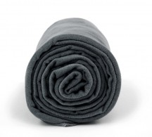 Dr.Bacty Ręcznik szybkoschnący ciemno szary