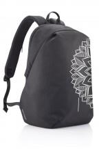XD DESIGN Bobby Soft Plecak miejski czarny wzór