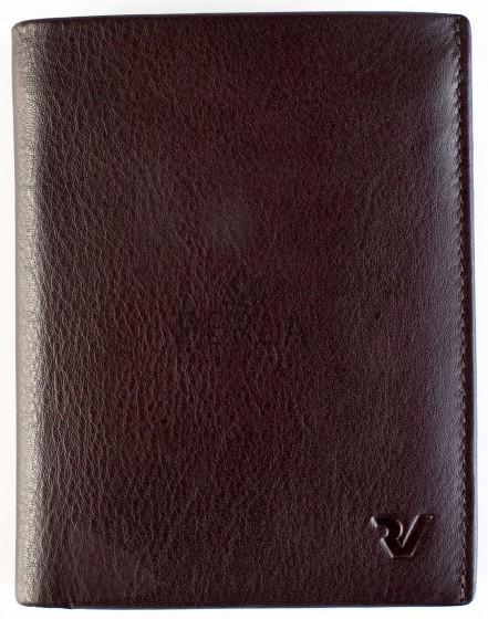 Roncato Luxury Portfel męski brązowy
