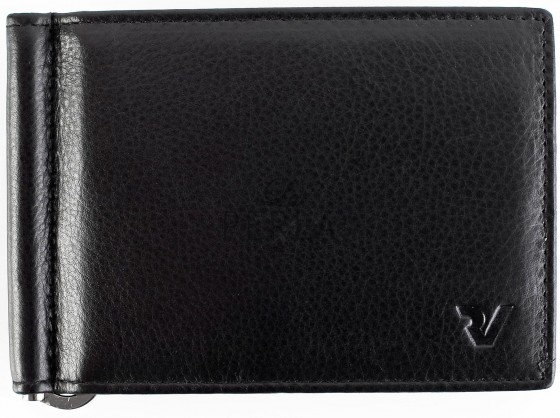 Roncato Luxury Etui na karty czarne