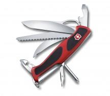 Victorinox Scyzoryk Ranger Grip 58 Hunter czerwono-czarny